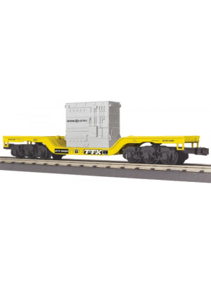 mth 30-76579 dep center flat w/transformer
