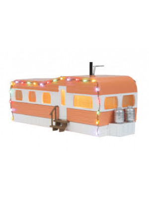railking 90579 mobile home w/xmas leds
