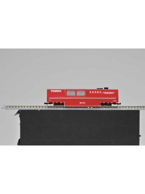 tomy 64275 track cleaning car red