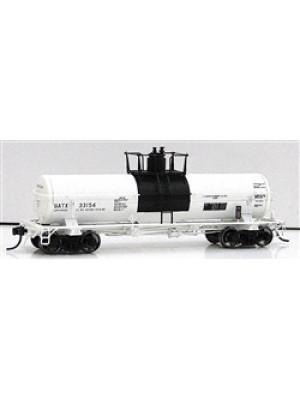 tangent scale model gatx white 800k tank