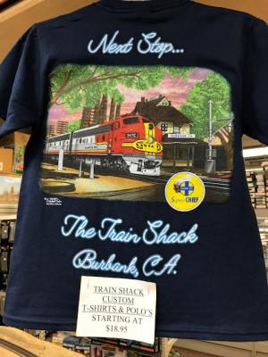 tssalg train shack shirt adult large