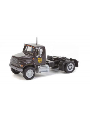 walthers scenemaster 11193 ups truck single axle