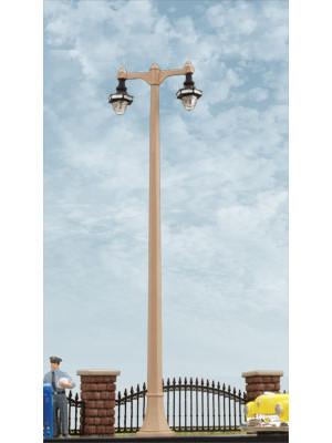 scenemaster 4317 double acorn street light