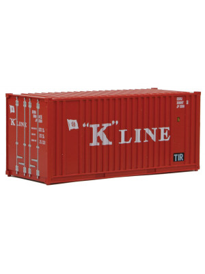 scenemaster 8013 k-line 20' container
