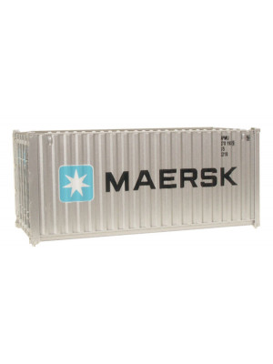 scenemaster 8060 maersk 20' container