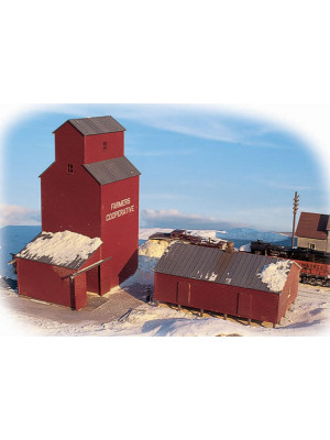 walthers 3238 farmers coop