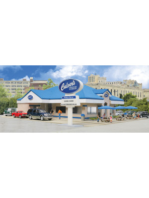 walthers cornerstone 3486 culver's restaurant