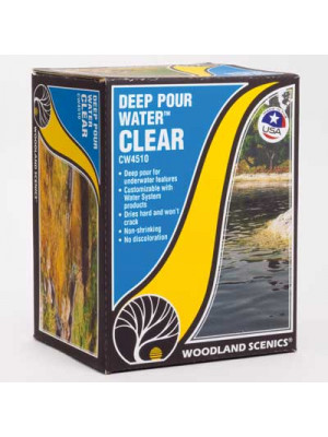 woodland 4510 deep pour water clear