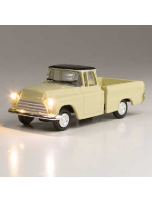 woodland scenics 5597 work truck w/lights