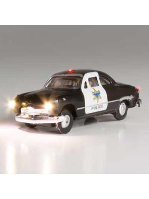 woodland scenics 5613 police car w/lights