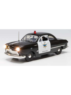 woodland scenics 5973 police car w/lights