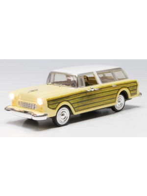 woodland scenics 5979 station wagon w/lights