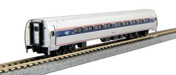 kato 1068002 amfleet 1 coach  2 pk