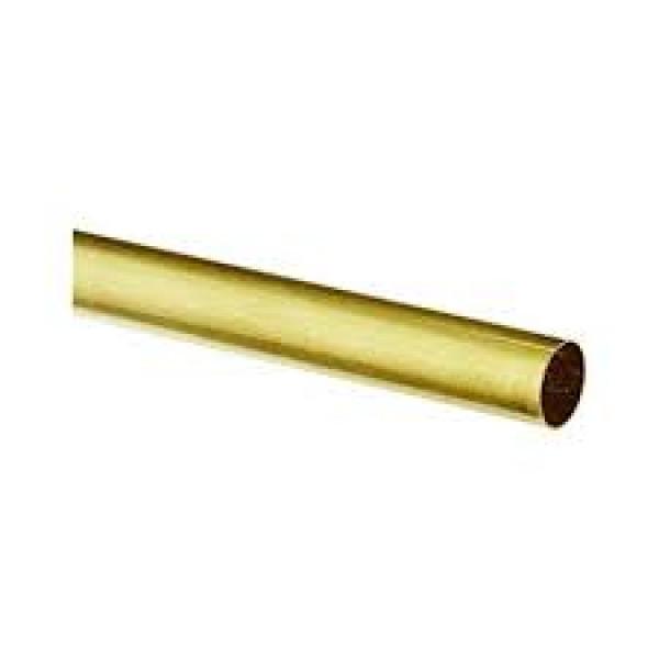 """k&s 8125 brass tube - 12"""" 30cm long 3pk"""
