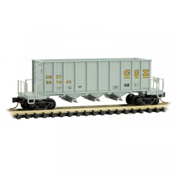 micro trains 12500102 csx ortner hopper