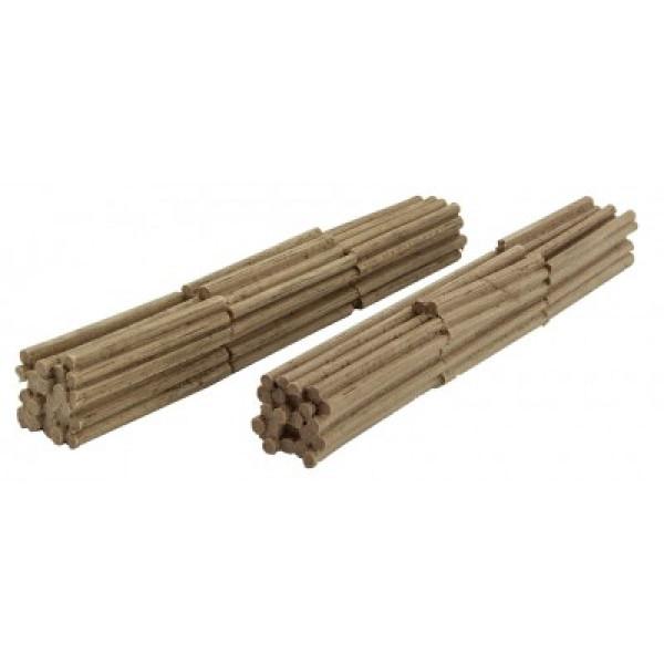 micro-trains 49945905 65' pulpwood log load 2pk