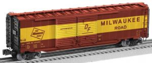 lionel 17757 milwaukee road boxcar
