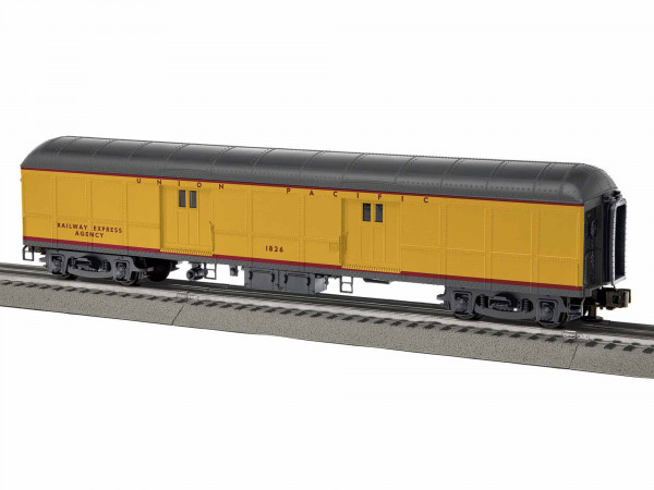 lionel 1927283 up baggage car #1826