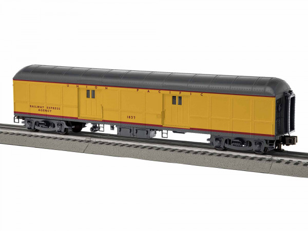 lionel 1927284 up baggage car #1837