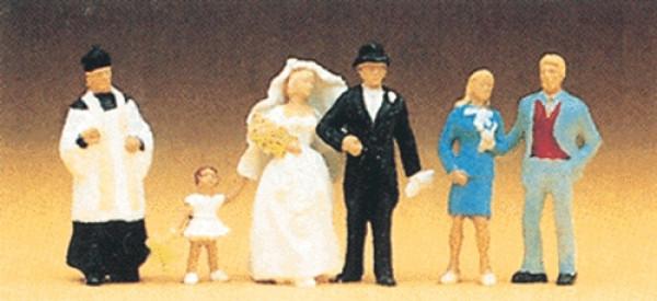 preiser 10057 wedding group protestant