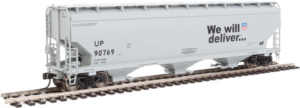 walthers mainline 7622 up hopper