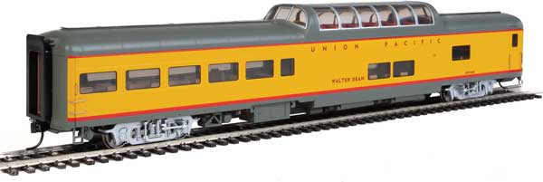 walthers proto 18205  up 85' dome lounge wltr dean
