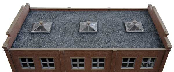 walthers cornerstone 502 gray roof texture