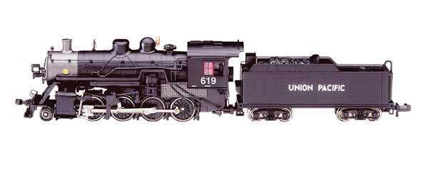 bachmann 51352 up 2-8-0 consolidation w/dcc