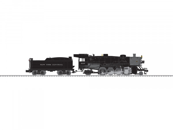 lionel 84468 nyc light mikado w/legacy
