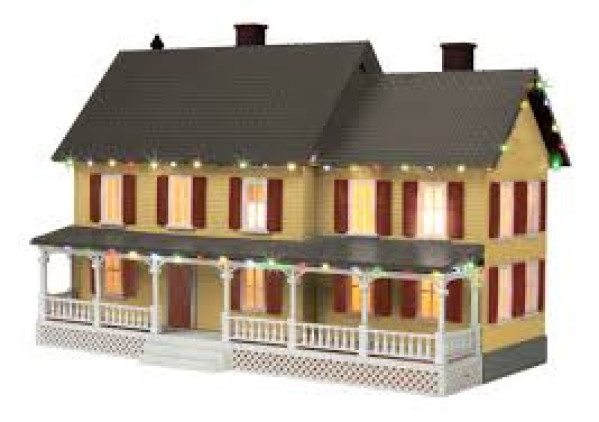 railking 90589 country house wled xmas lights